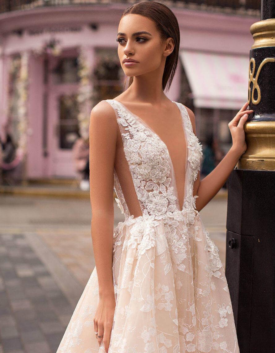 Boutique Dalys Lyon Millanova France Robes De Mariée 2019