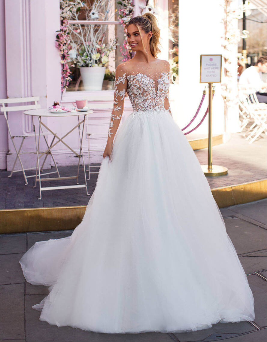 Boutique Dalys Lyon Millanova France Robes De Mariée 2019